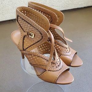 Nine West Perforated Heels